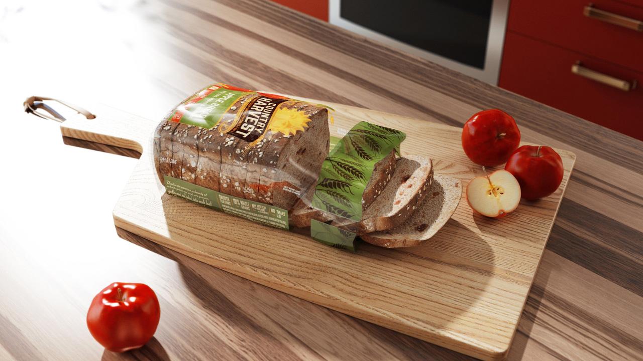 Ads for Country_Harvest_Bread_Kubstudio_portfolio
