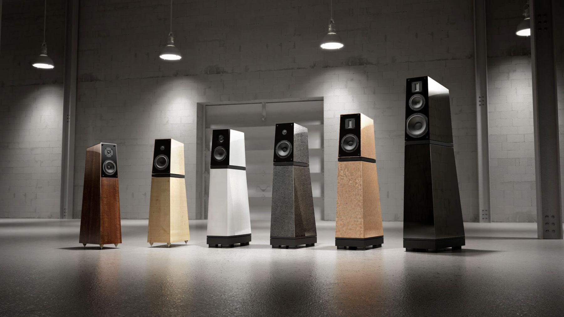3d-studio-huge-speakers-collection-cgi 3d image