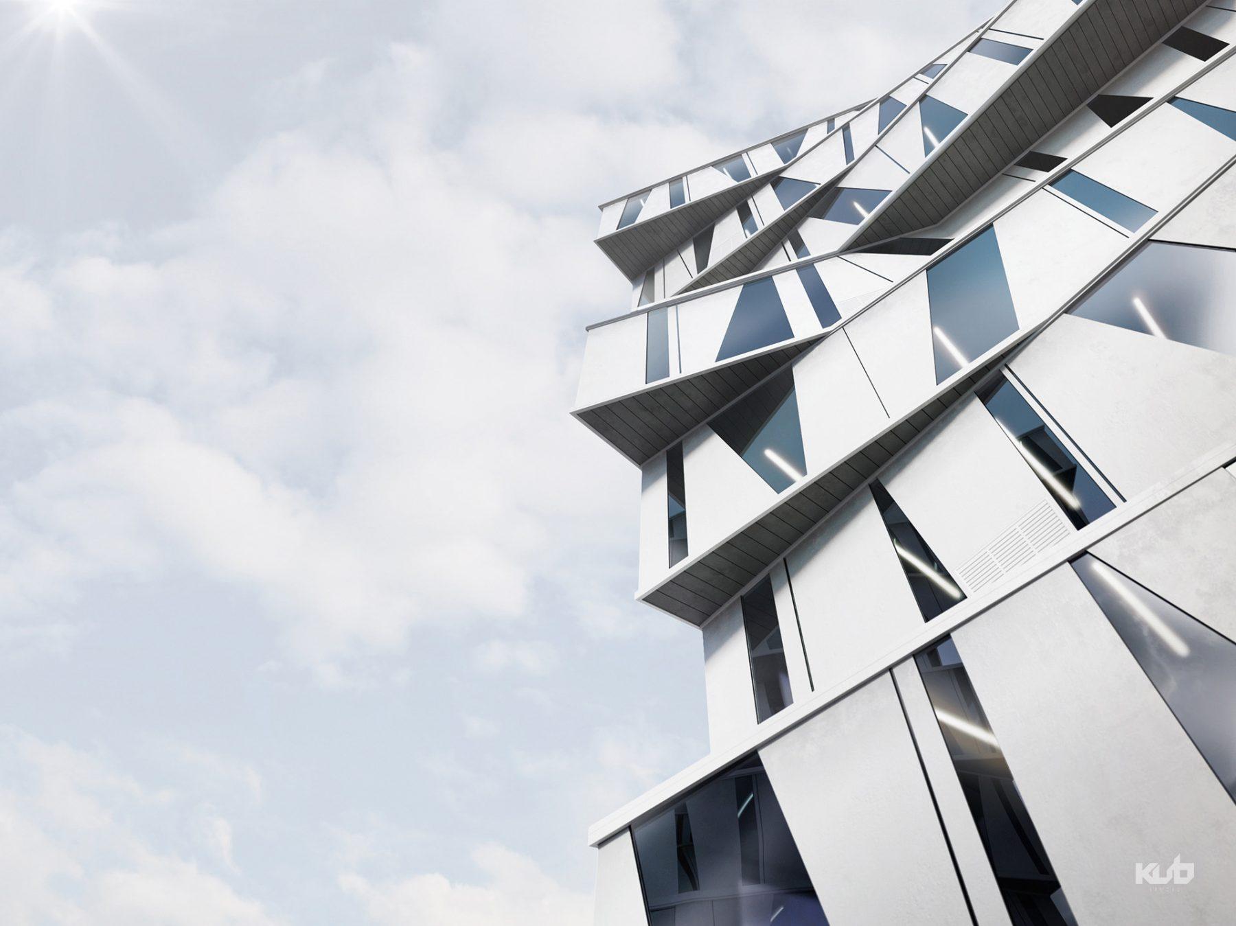 agence studio 3D architecture photorealiste
