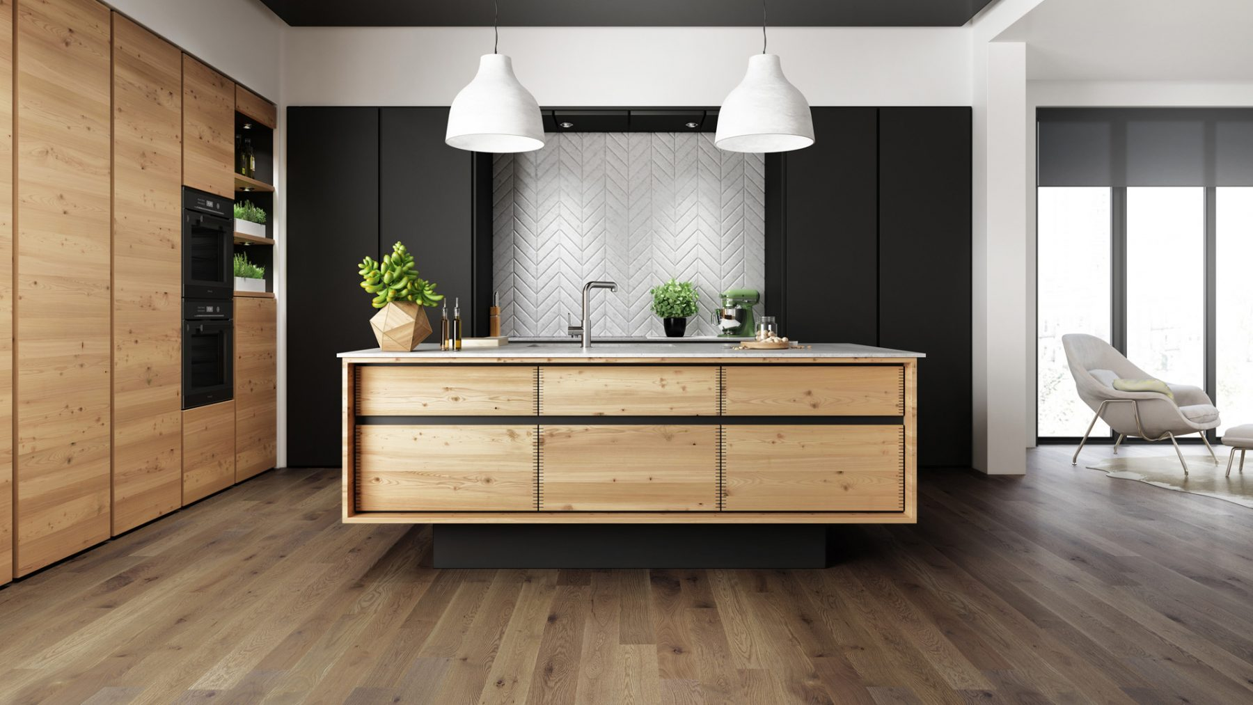 best animation studios rustic contemporary kitchen