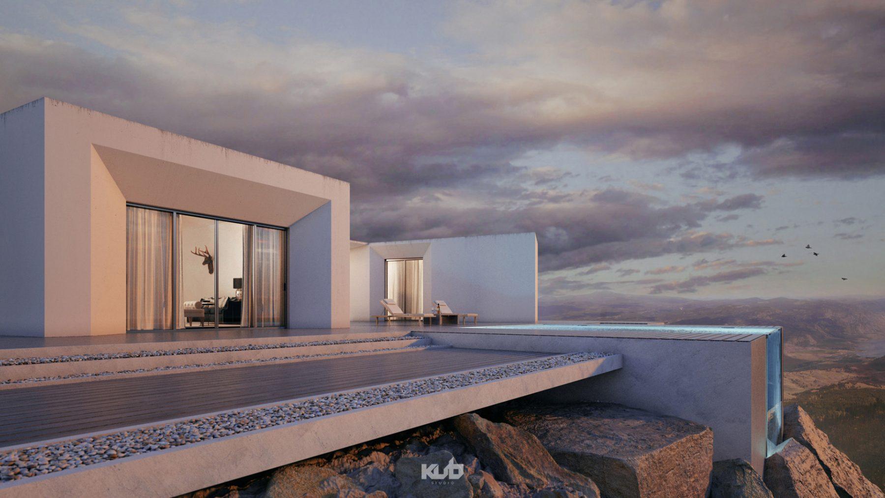 Image 3D photorealiste architecture