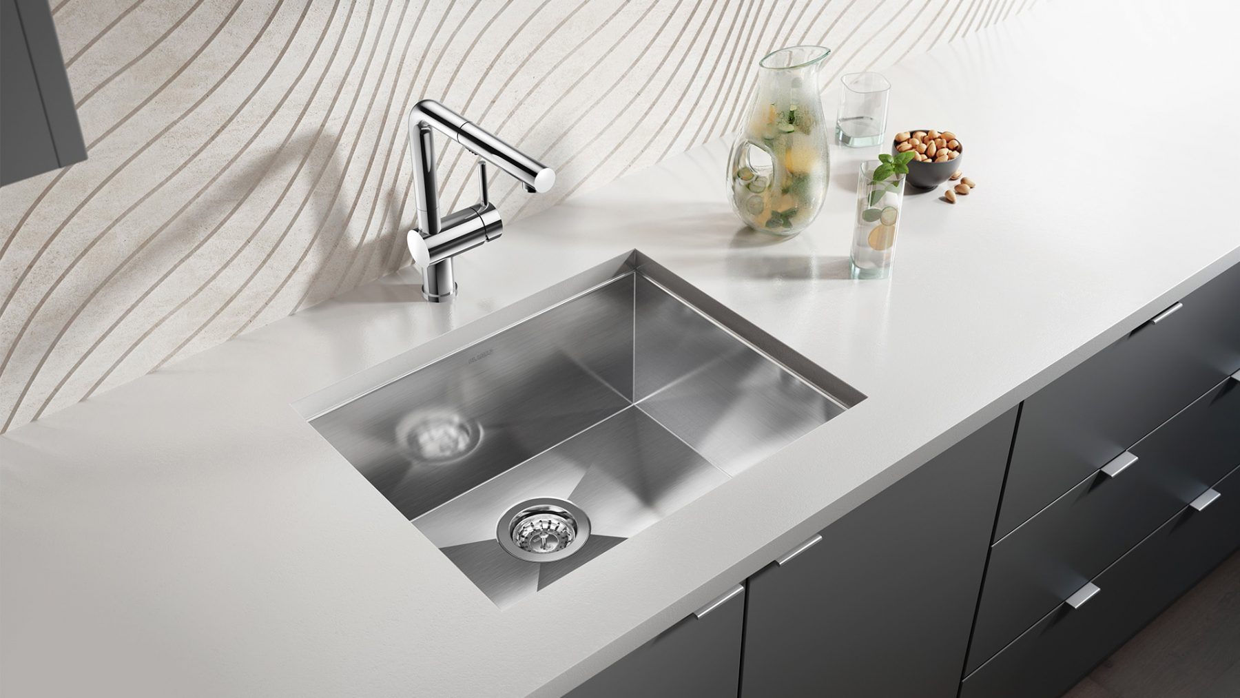3d imagery maker modern sink and faucet