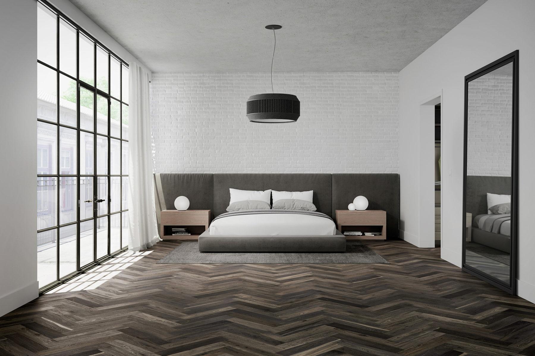 photorealism studio modern floor design