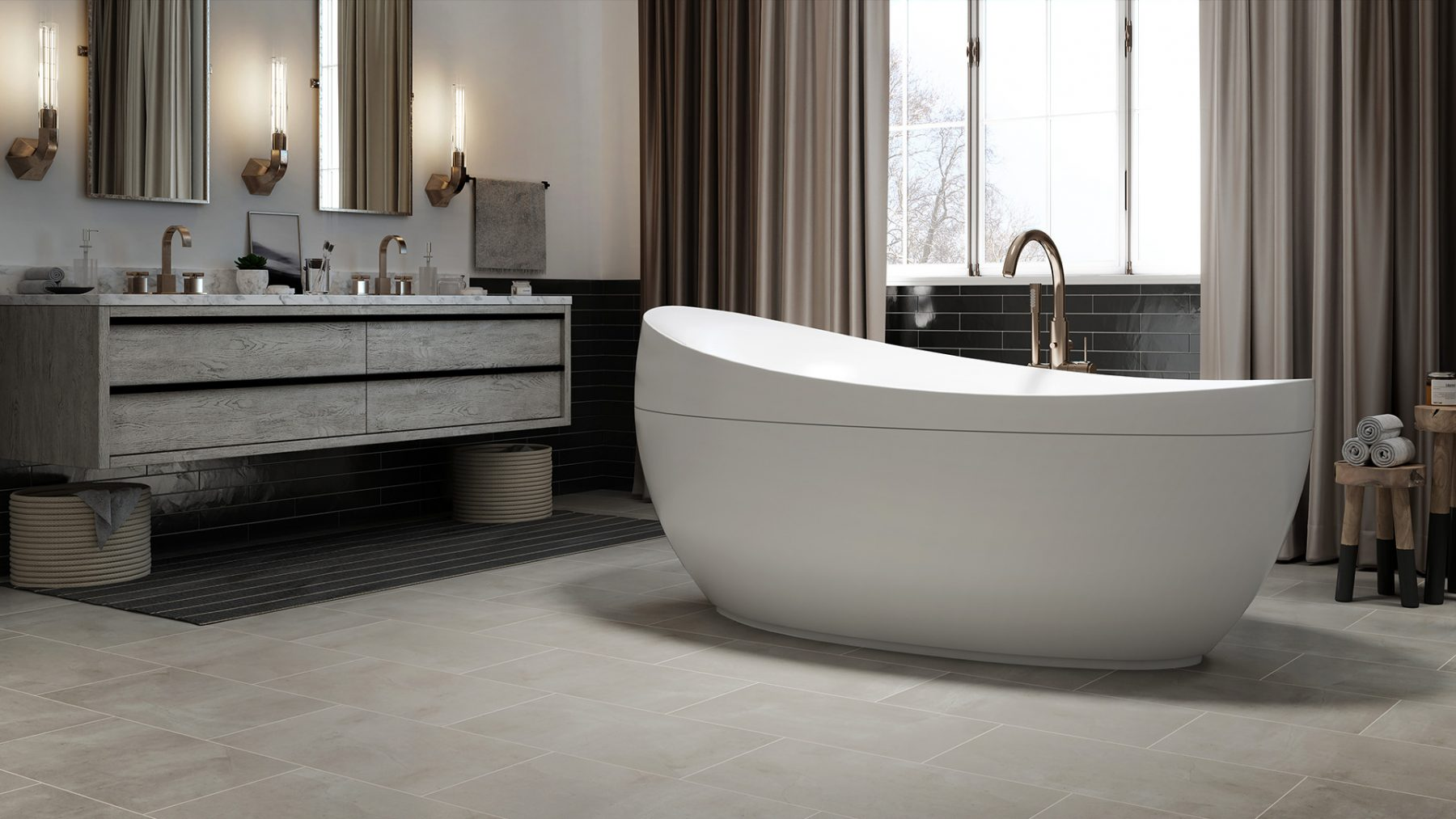 photorealist-rustic-bathroom-bathtub-black-design